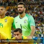 LIVERPOOL rushing again towards ALISSON Becker
