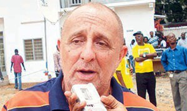 Harry Zakkour claims Hearts of Oak's '64 Battalions' could have beaten Real Madrid or Man United