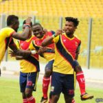 Hearts maintain fine away form in GPL, WAFA, Hassacas back to winning ways