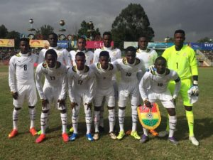 Black Satellites to begin camping today ahead of crucial AYC qualifier with Ethiopia