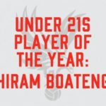 Ghanaian Hiram Boateng voted Crystal Palace U21 Player of the Year