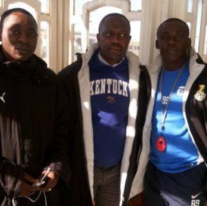 David Duncan Accuses Kotoko GM Opoku Nti Of Always Shirking Responsibility
