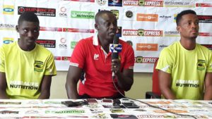 MTN FA Cup: We will beat Bechem United to qualify- Kotoko coach Michael Osei