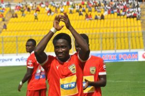 Kotoko Face A Struggle To Pay-Off out-of-contract Larbi Koomson