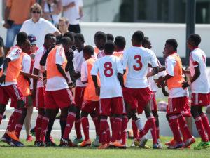 MATCH REPORT: WAFA 2 Ashgold 1 - Schoolboys humble defending champions at Sogakope