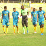 All Stars prolific defender Ismail Ganiu hopeful of a win over Kotoko