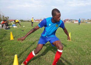 VIDEO: Watch Returnee Kotoko Striker Seidu Bancey In Training