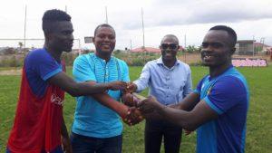 Businessman donates GHc 2000 to Kotoko