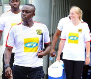 High Level of Competition in the 2015/2016 Ghana Premier League excites Kotoko's Michael Osei