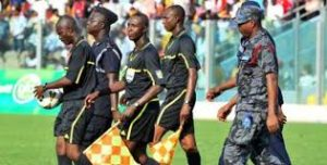 Ghana Referees Association suspend services at four DOL centers with immediate effect