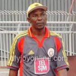 Ex Dwarfs Coach J.E Sarpong apologises for controversial comments about club's Director of Operations John Ansah