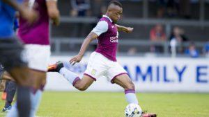 Jordan Ayew scores as Villa draw in preseason game