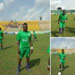 Techiman City's M.B.A set to hit 30 goals mark