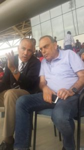 Ghana coach Avram Grant watched Black Satellites miss out on AYC qualification