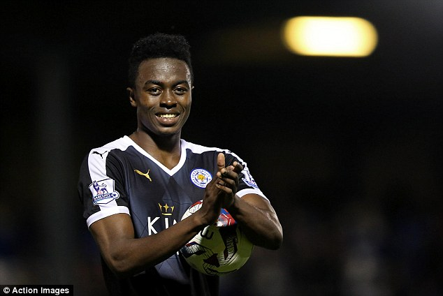 Rangers move excites Joe Dodoo