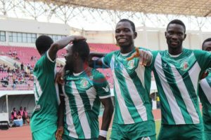 MATCH REPORTS: Hasaacas 2-0 Dreams - Kojo Poku's brace down Dreams