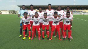 WAFA-Medeama share spoils in GPL outstanding game in Sogakope