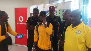 Medeama Confederation Cup opponent Young Africans arrive in Ghana for Tuesday's game