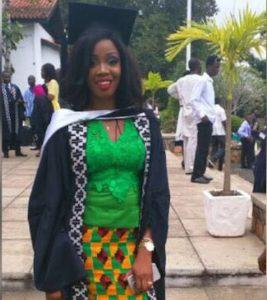 Kwadwo Asamoah's wife bucks the trend of lazy Ghanaian WAGs