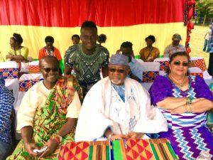 Black Stars forward David Accam joins Ghanafest 2016 celebration