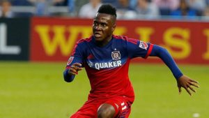 """""""David Accam is a threat"""" - NY Red Bulls coach"""