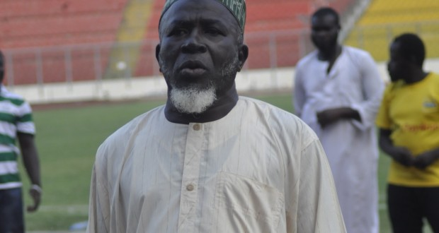 Alhaji Gruzah cautions GFA against league resumption