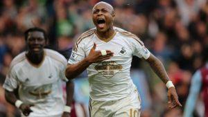 VIDEO: Watch Andre Ayew's goal in Swansea's 3-0 win over Swindon