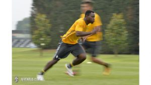 VIDEO: Watch Kwadwo Asamoah's goal for Juventus in pre-season training match