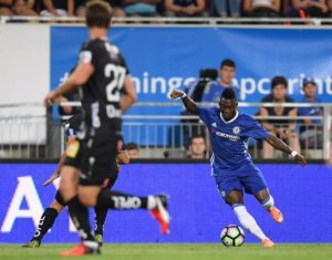 Chelsea boss Antonio Conte declares Christian Atsu surplus to requirements