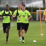 Baba Rahman, Atsu named in Chelsea's team for pre-season in Austria