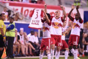 Gideon Baah humbled by teammate's kind gesture