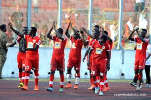 Kotoko edge rivals Hearts for President's Cup with with 3-2 penalty shootout victory