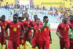 Sports minister calls on GFA to build and promote current U-20 players