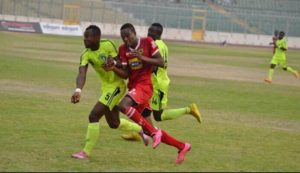 Kotoko-Inter Allies league game this weekend reschedule