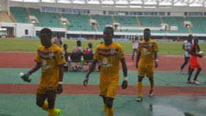 Ghana Premier League: Aduana beat Medeama 1-0  in an outstanding game