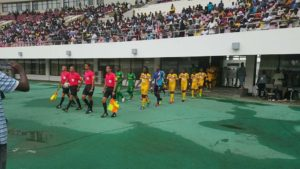 Medeama SC hammer Young Africans to boost qualification chances in CAF Confederation Cup