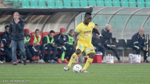 Top Italian teams jostle for Moses Odjer