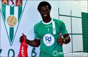 Razak Brimah starts pre-season with Cordoba