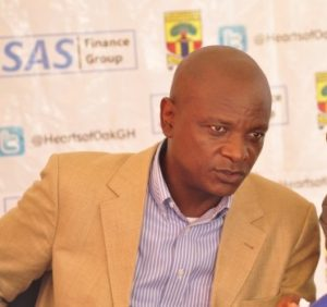 Togbe Afede coughs out huge sum to develop Hearts training grounds.