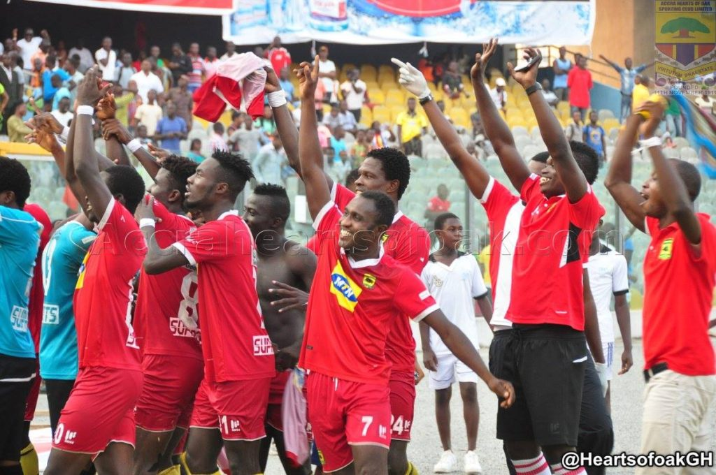 Press Release: Asante Kotoko SC Awareness Group welcome Team after CAF Confederation Cup exit