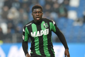 Europa League: Alfred Duncan spurs Sassuolo on to play-offs