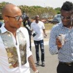 Asamoah Gyan: There is no bad blood between myself and Andre, It's the press that's creating the rivalry between us