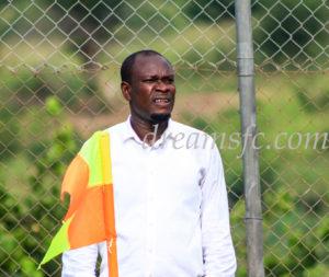 Dreams FC coach CK Akunnor happy with his side's improvement ahead of Asante Kotoko showdown