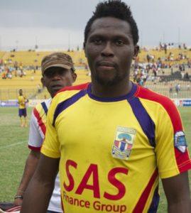 I'm better than current Hearts of Oak strikers - Gilbert Fiamenyo