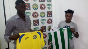 Top FIFA agent heaps praise on Ghanaian Duo of Daniel Dompreh and Ebenezer Nunoo