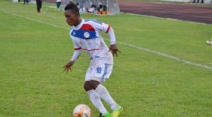 Liberty Professionals striker Latif Blessing disagrees with GFA President comment about the competitiveness of the GPL