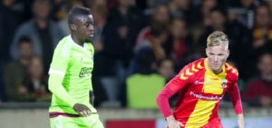 Teenager Leeroy Owusu scores for Excelsior in Dutch league opener