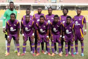 Medeama SC coach Prince Owusu names a Strong starting line up for Bejaia showdown