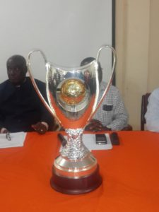 "Ghana FA unveil ""flashy""2015/16 Premier League trophy"