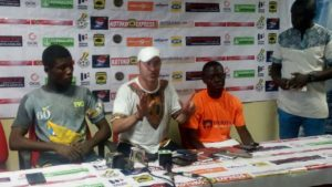 Manuel Zacharias hits back at Bechem United: They don't respect my private life